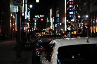 タクシーの怖い話 あの世との境界線